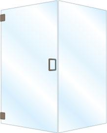 Corner Door Example