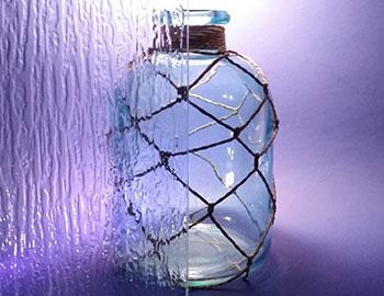 Rain Glass Example