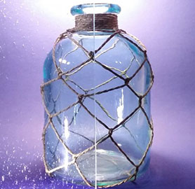 Seeded Glass Example