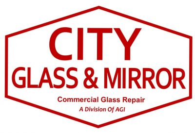 City Glass & Mirror Logo
