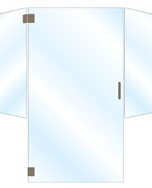 Neo Angle Door