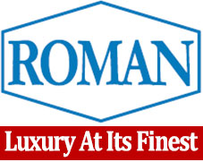 Roman Logo - Luxury at its Finest