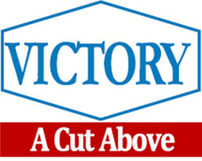 Victory Logo - A Cut Above