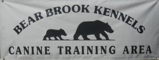 Canine Training Sign