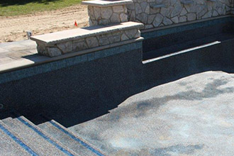 Pool Layout - Concrete