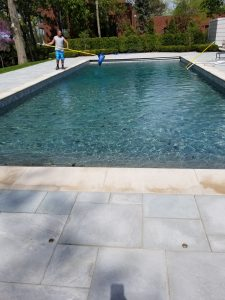 POOL AND SPA CLEANING & CHEMICAL CHECKS