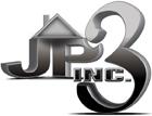 JP 3 Inc., header logo
