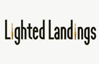 Lighted Landings logo