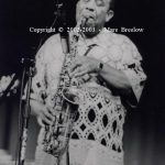 Lou Donaldson`Performing
