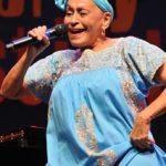 Omara Portuando Singing