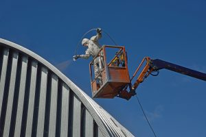 Roof Coating Contractor in Naperville, IL