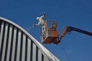 Industrial Painting Contractor in Naperville, IL