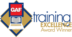 GAF Training Award