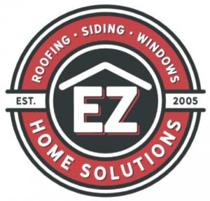 EZ home social logo