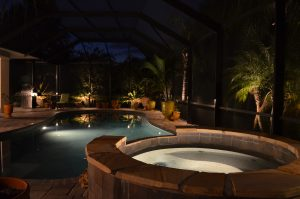 decorative exterior lighting in Jacksonville, FL